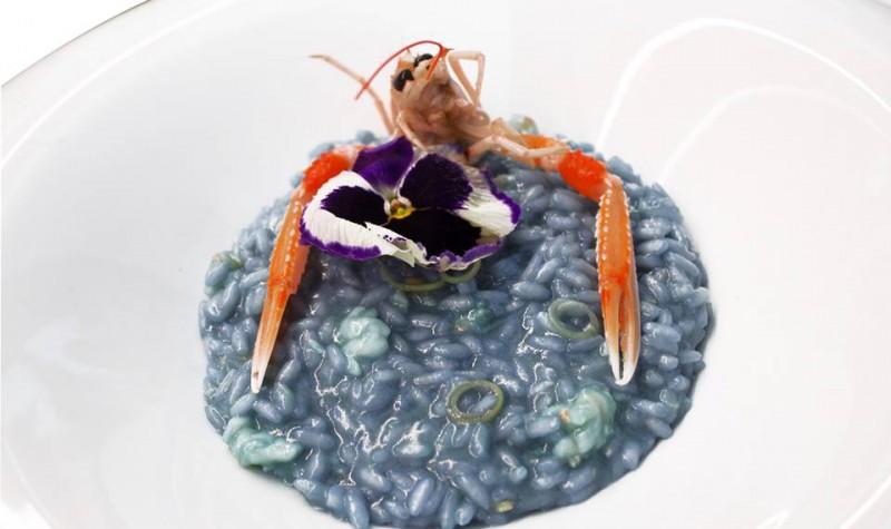 risotto blue